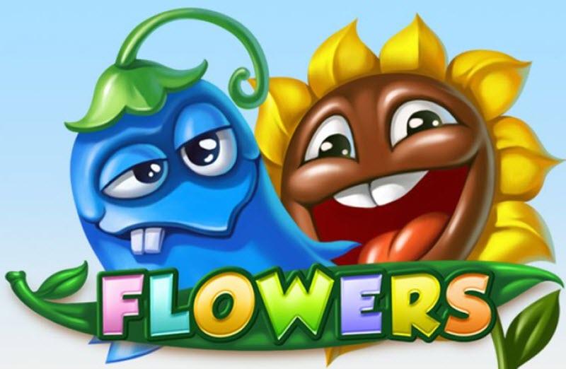 spelautomaten blommor (flowers)